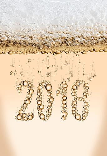 2018「2018 Champagne bubbles」:スマホ壁紙(3)