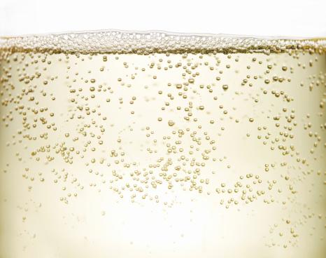 Gold Colored「Champagne Bubbles」:スマホ壁紙(13)
