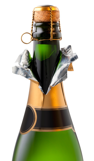 Celebration「シャンペンボトルをお祝いの準備」:スマホ壁紙(19)