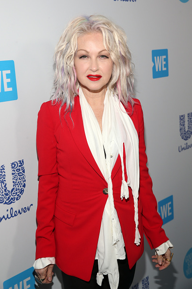 Pink Hair「WE Day California To Celebrate Young People Changing The World」:写真・画像(15)[壁紙.com]