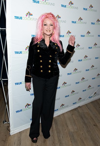 """Benefit Concert「5th Annual """"Cyndi Lauper And Friends: Home For The Holidays"""" Benefit Concert」:写真・画像(4)[壁紙.com]"""