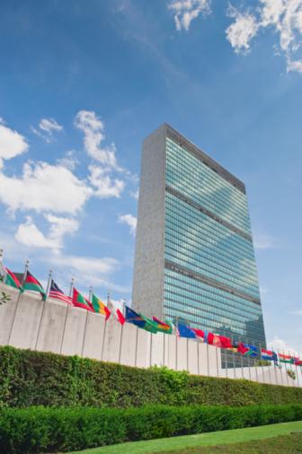 United Nations Building「United Nations Building」:スマホ壁紙(16)