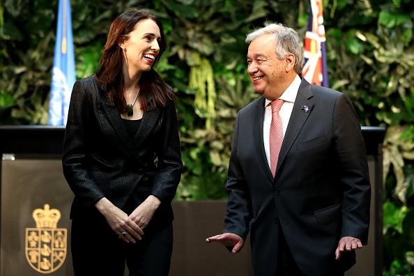 Secretary-General「United Nations Secretary-General Antonio Guterres Visits New Zealand」:写真・画像(10)[壁紙.com]