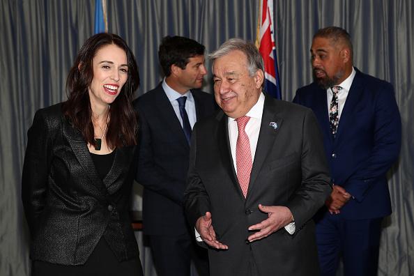 Secretary-General「United Nations Secretary-General Antonio Guterres Visits New Zealand」:写真・画像(11)[壁紙.com]