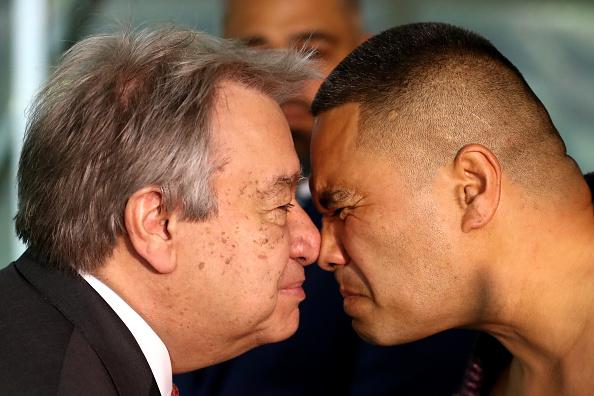 Bestpix「United Nations Secretary-General Antonio Guterres Visits New Zealand」:写真・画像(8)[壁紙.com]