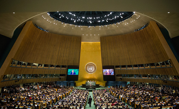 United Nations General Assembly「United Nations Hosts World Leaders For Annual General Assembly」:写真・画像(0)[壁紙.com]