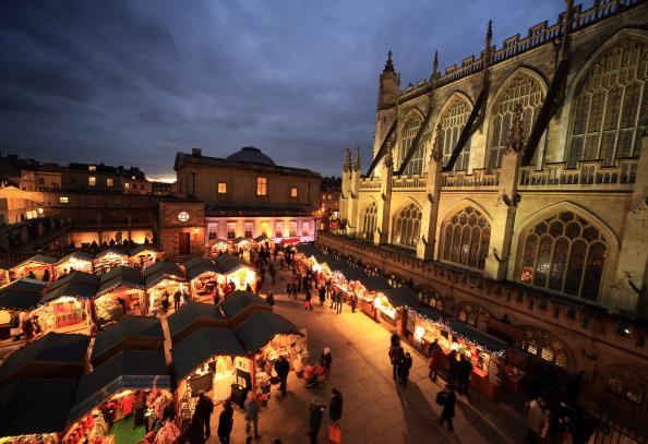 Bath - England「Christmas Markets Become Ever More Popular Throughout The UK」:写真・画像(13)[壁紙.com]