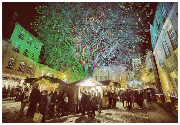 Christmas Market「Bath Christmas Market Opens For The Festival Period」:写真・画像(16)[壁紙.com]