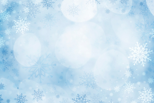 Color Gradient「Christmas snowflakes background」:スマホ壁紙(16)