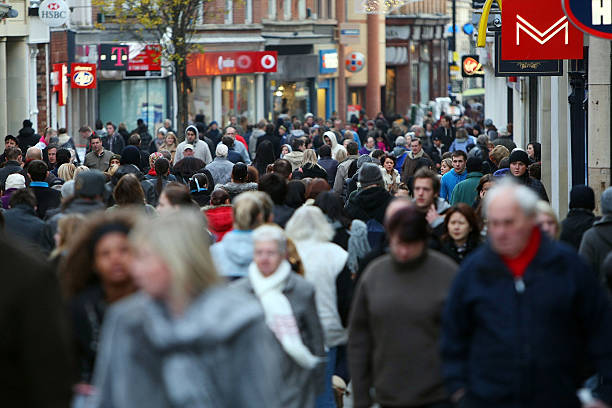 High Streets Prepare For Last Minute Surge Of Christmas Shoppers:ニュース(壁紙.com)