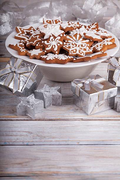 Christmas Star Gingerbread Cookies:スマホ壁紙(壁紙.com)