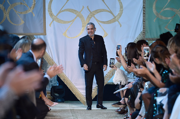 Elie Saab - Designer Label「Elie Saab : Runway - Paris Fashion Week - Haute Couture Fall/Winter 2017-2018」:写真・画像(4)[壁紙.com]