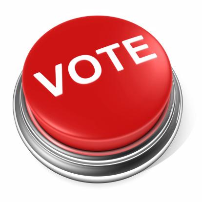 Voting Ballot「vote Election button」:スマホ壁紙(9)