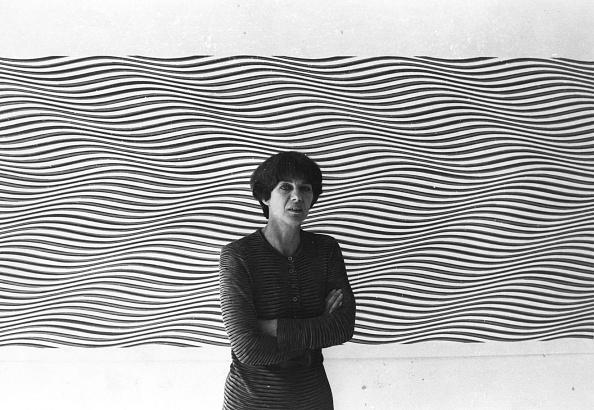 Geometric Shape「Bridget Riley」:写真・画像(9)[壁紙.com]