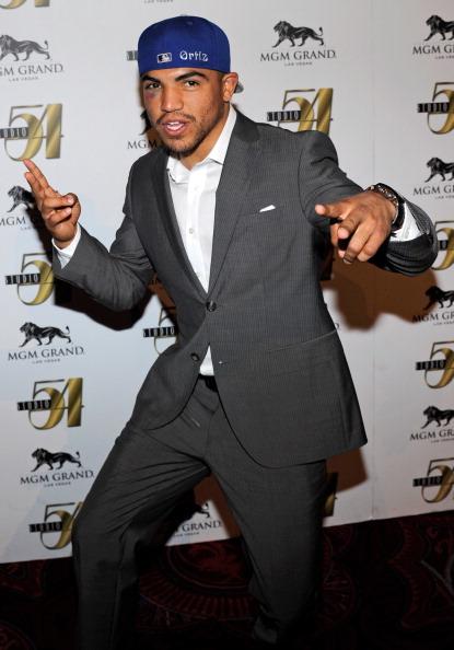 WBC「Victor Ortiz Appears At Studio 54」:写真・画像(14)[壁紙.com]