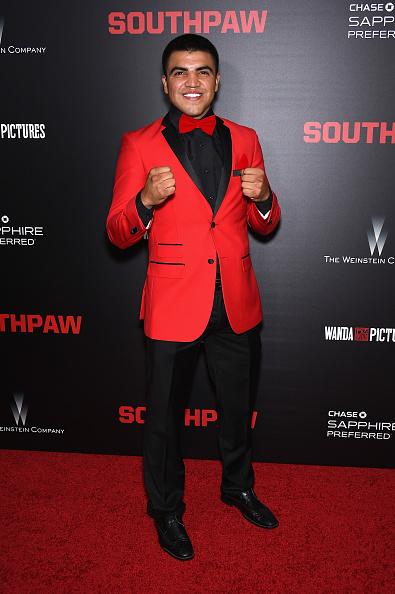 "Victor Ortiz「""Southpaw"" New York Premiere -  Inside Arrivals」:写真・画像(2)[壁紙.com]"