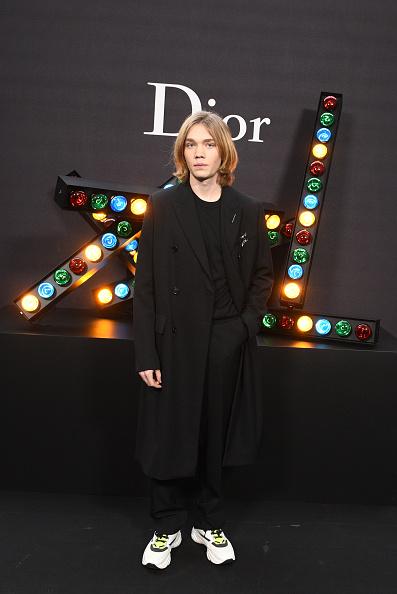 ディオール オム「Dior Homme: Photocall - Paris Fashion Week - Menswear F/W 2018-2019」:写真・画像(18)[壁紙.com]