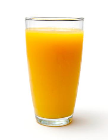 Orange juice「ガラスオレンジジュース」:スマホ壁紙(18)