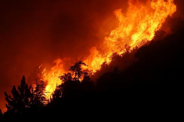 Insurance「Wildfires Return to Southern California」:写真・画像(12)[壁紙.com]