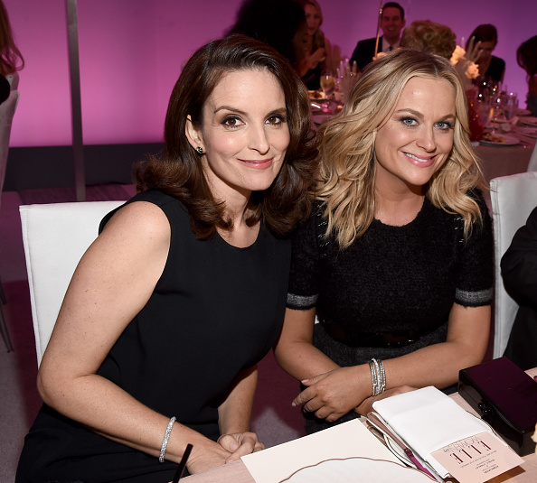 Amy Poehler「ELLE's 21st Annual Women In Hollywood Celebration - Roaming Inside」:写真・画像(10)[壁紙.com]