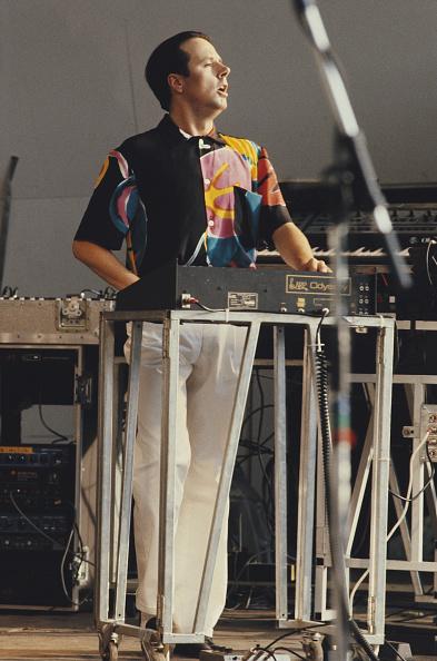 楽器「Billy Currie Of Ultravox」:写真・画像(1)[壁紙.com]