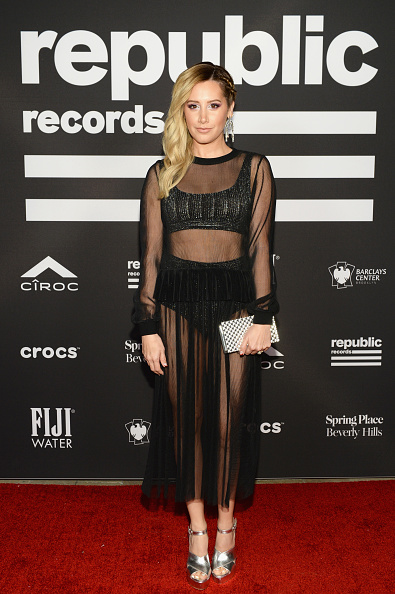 Ashley Tisdale「Republic Records Grammy After Party At Spring Place Beverly Hills - Arrivals」:写真・画像(4)[壁紙.com]