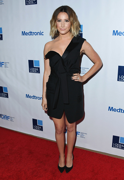 アシュレイ・ティスデイル「Juvenile Diabetes Research Foundation's 15th Annual Imagine Gala - Arrivals」:写真・画像(6)[壁紙.com]