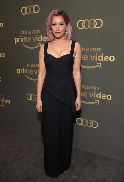 Ashley Tisdale「Amazon Prime Video's Golden Globe Awards After Party - Red Carpet」:写真・画像(19)[壁紙.com]