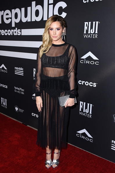 Ashley Tisdale「FIJI Water At Republic Records Grammy After Party」:写真・画像(14)[壁紙.com]
