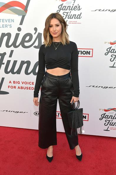 アシュレイ・ティスデイル「Steven Tyler And Live Nation Presents Inaugural Gala Benefitting Janie's Fund - Arrivals」:写真・画像(18)[壁紙.com]