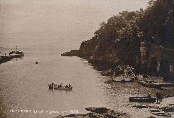 Passenger Craft「The Ferry Looe', 1927」:写真・画像(12)[壁紙.com]
