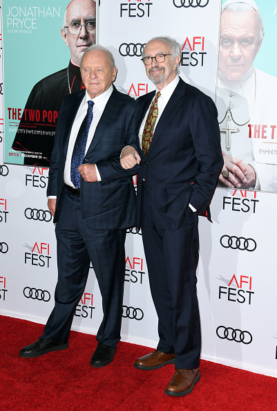 "Jon Kopaloff「AFI FEST 2019 Presented By Audi – ""The Two Popes"" Premiere – Arrivals」:写真・画像(9)[壁紙.com]"
