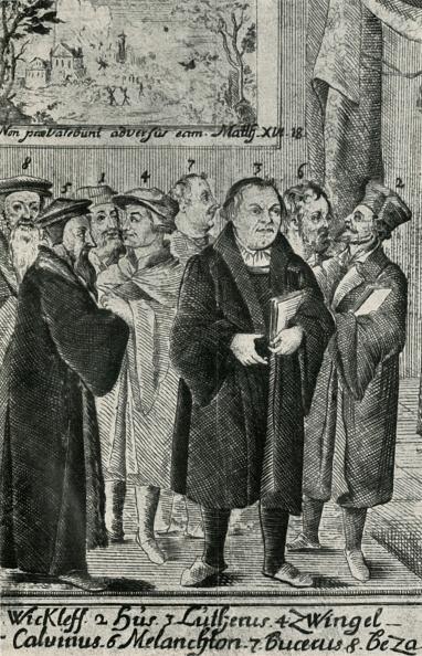 Circa 14th Century「The Reformers」:写真・画像(2)[壁紙.com]