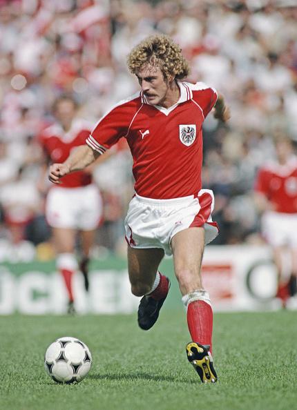 Austria「Walter Schachner Austria 1982 World Cup」:写真・画像(10)[壁紙.com]