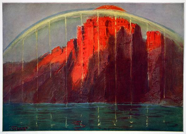 自然・風景「Walhalla' 1906」:写真・画像(6)[壁紙.com]