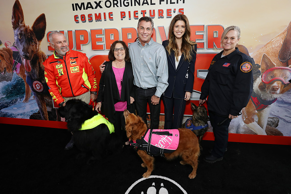 "Rich Fury「Imax's ""Superpower Dogs"" World Premiere Presented By Mars Petcare」:写真・画像(7)[壁紙.com]"