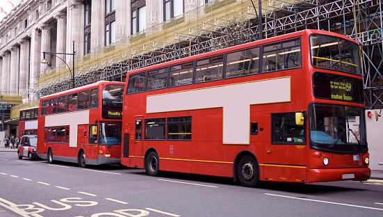Double-Decker Bus「London buses」:スマホ壁紙(8)