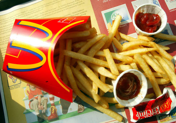 McDonald's To Use Healthier Oil For Fries:ニュース(壁紙.com)