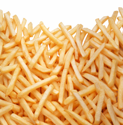 Fast Food「French fries」:スマホ壁紙(5)