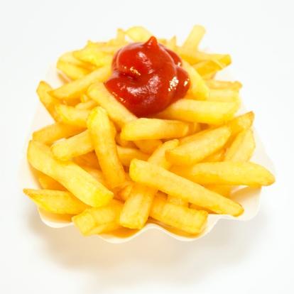 Ketchup「French fries with ketchup」:スマホ壁紙(13)