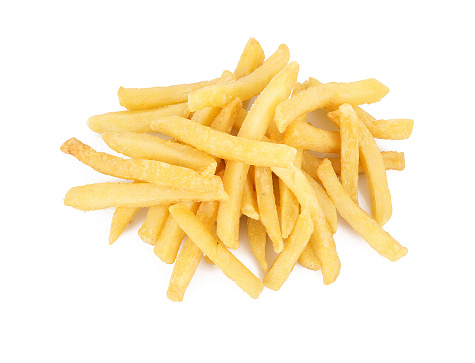 Fast Food French Fries「French fries」:スマホ壁紙(14)