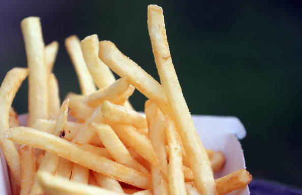 Fast Food「Government Backs TV Adverts To Promote Healthier Eating」:写真・画像(9)[壁紙.com]