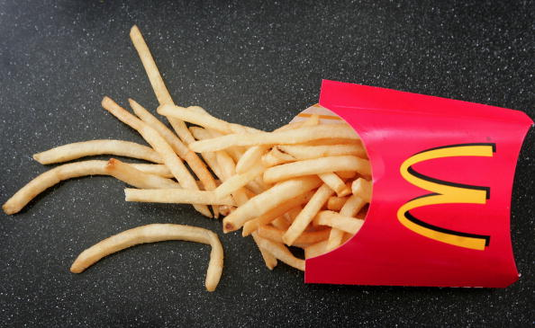McDonald's「McDonald's Reveals Presence Of Possible Allergens In Fries」:写真・画像(4)[壁紙.com]