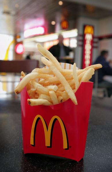 Allergy「McDonald's Reveals Presence Of Possible Allergens In Fries」:写真・画像(15)[壁紙.com]