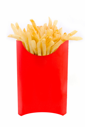 Fast Food French Fries「french fries (full shot)」:スマホ壁紙(5)