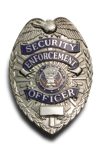 Emergency Services Occupation「Badge」:スマホ壁紙(8)