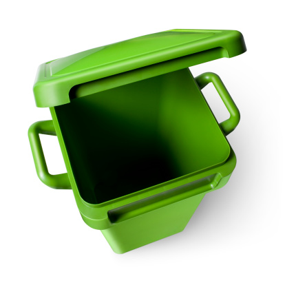 Square「Recycle bin」:スマホ壁紙(2)