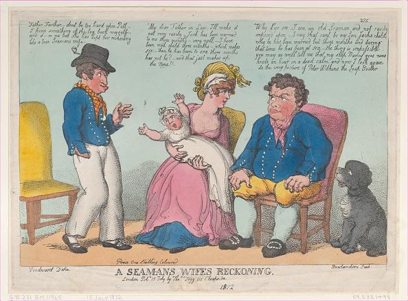 Etching「A Seamans Wifes Reckoning」:写真・画像(14)[壁紙.com]