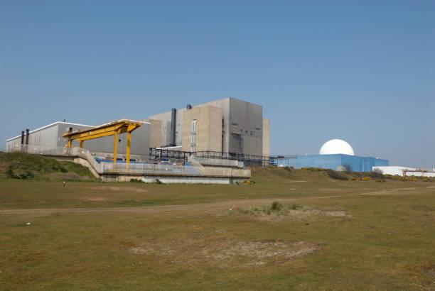 Sizewell B nuclear power station, Near Leiston, Suffolk, UK:ニュース(壁紙.com)