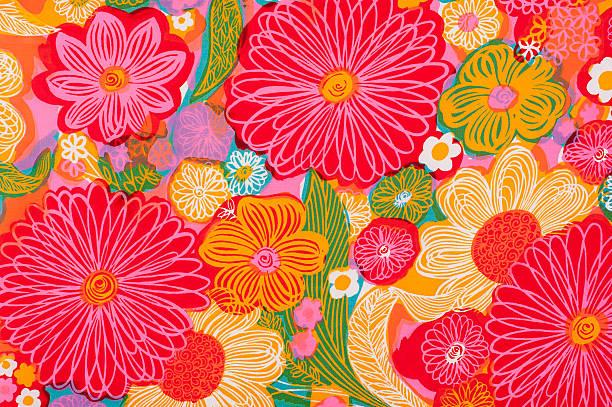 Vintage Fabric Background SB26 1962-1972:スマホ壁紙(壁紙.com)